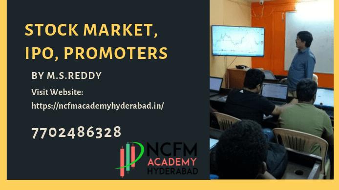 best stock market training institute