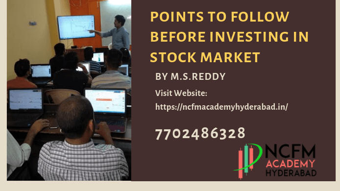 share market course