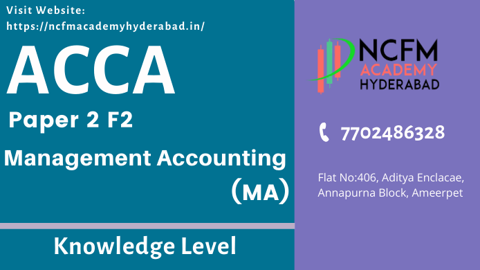 ACCA Training Centers in Hyderabad